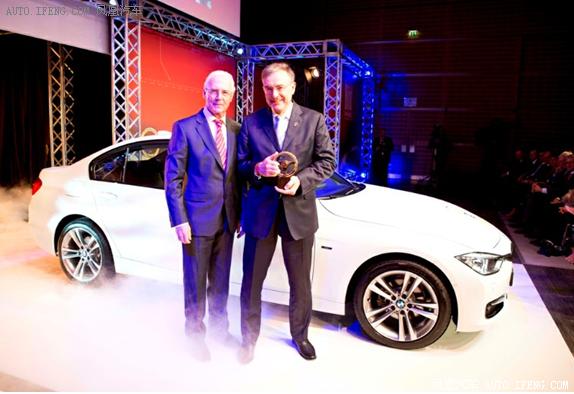全新第六代BMW 3金方向盘奖