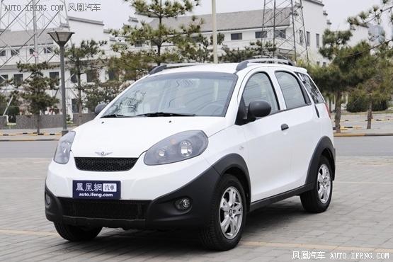 瑞麒X1车型优惠0.4万