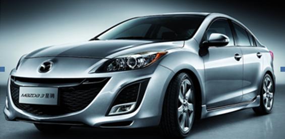 A级车Mazda3星骋