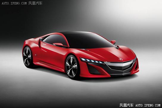 Acura NSX首秀湖南