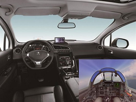 东风标致首款进军SUV市场