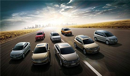 上海大众VW品牌