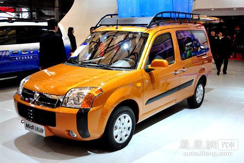 2011款福田迷迪购车优惠3千 现车在售