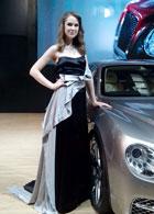 女王风范型车模