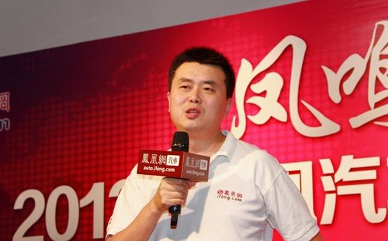 凤凰新媒体CEO刘爽先生
