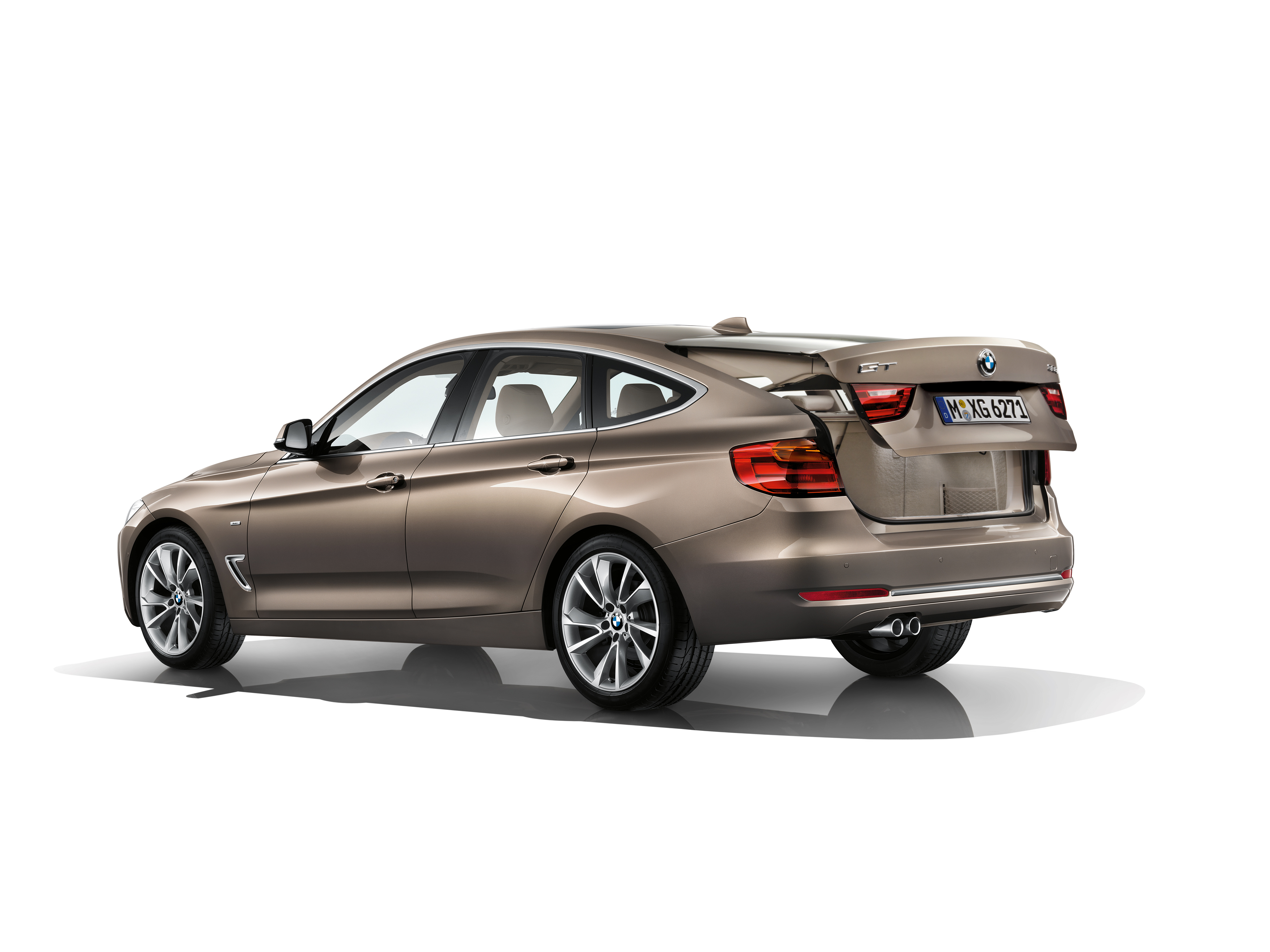 创新BMW3系GT上市