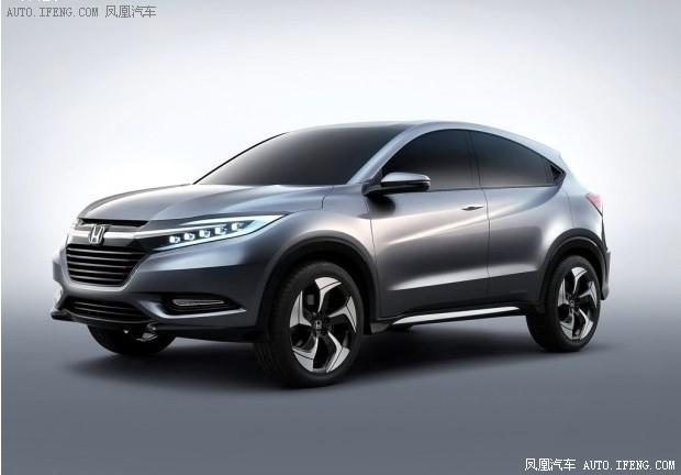 2014年量产 本田将发布新SUV Concept V