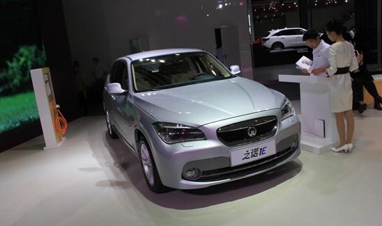 之诺首款车型1E 发布