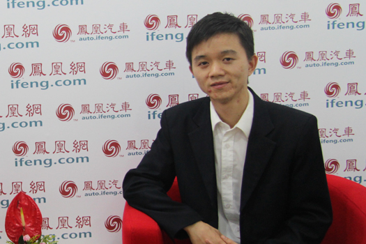 凤凰高端访谈永佳丰田副总经理赵超先生