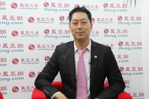 凤凰高端访谈 凯迪拉克华南大区总经理