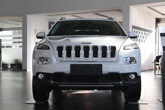 新一代Jeep自由光