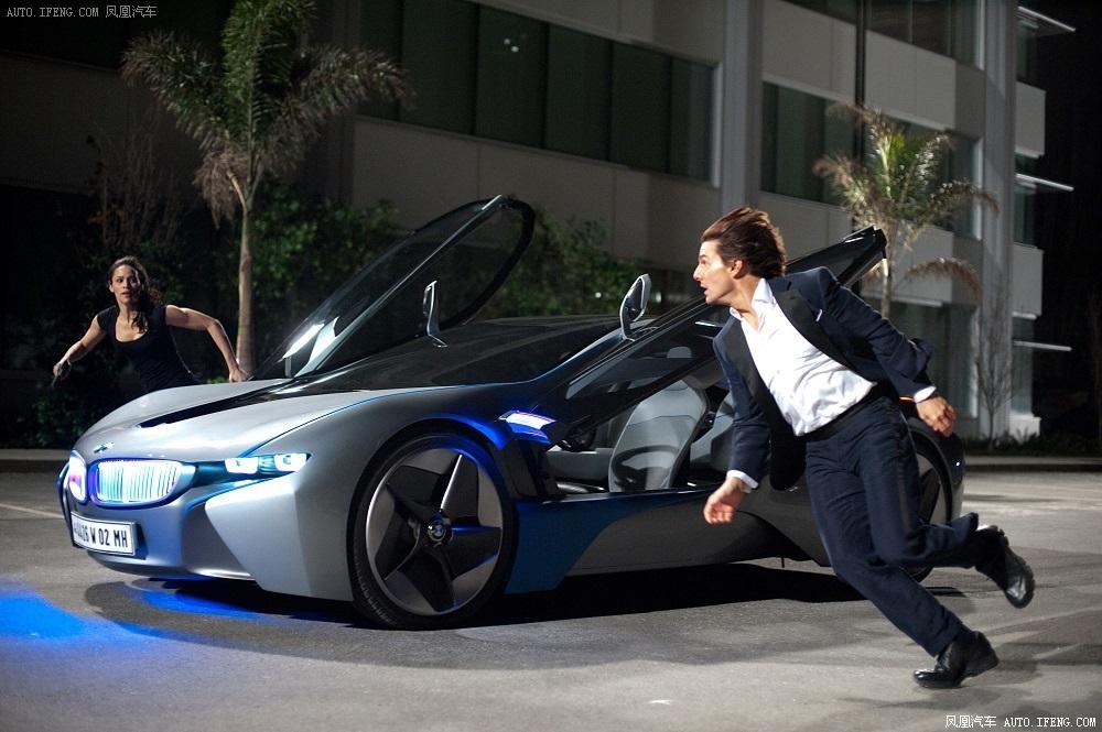 BMW演绎不可能任务