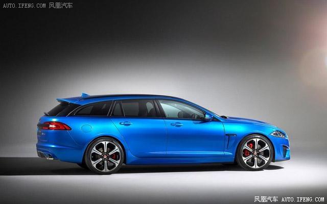 捷豹XFR-S旅行车性能版发布