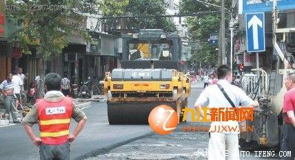 九江市 41条街巷换颜
