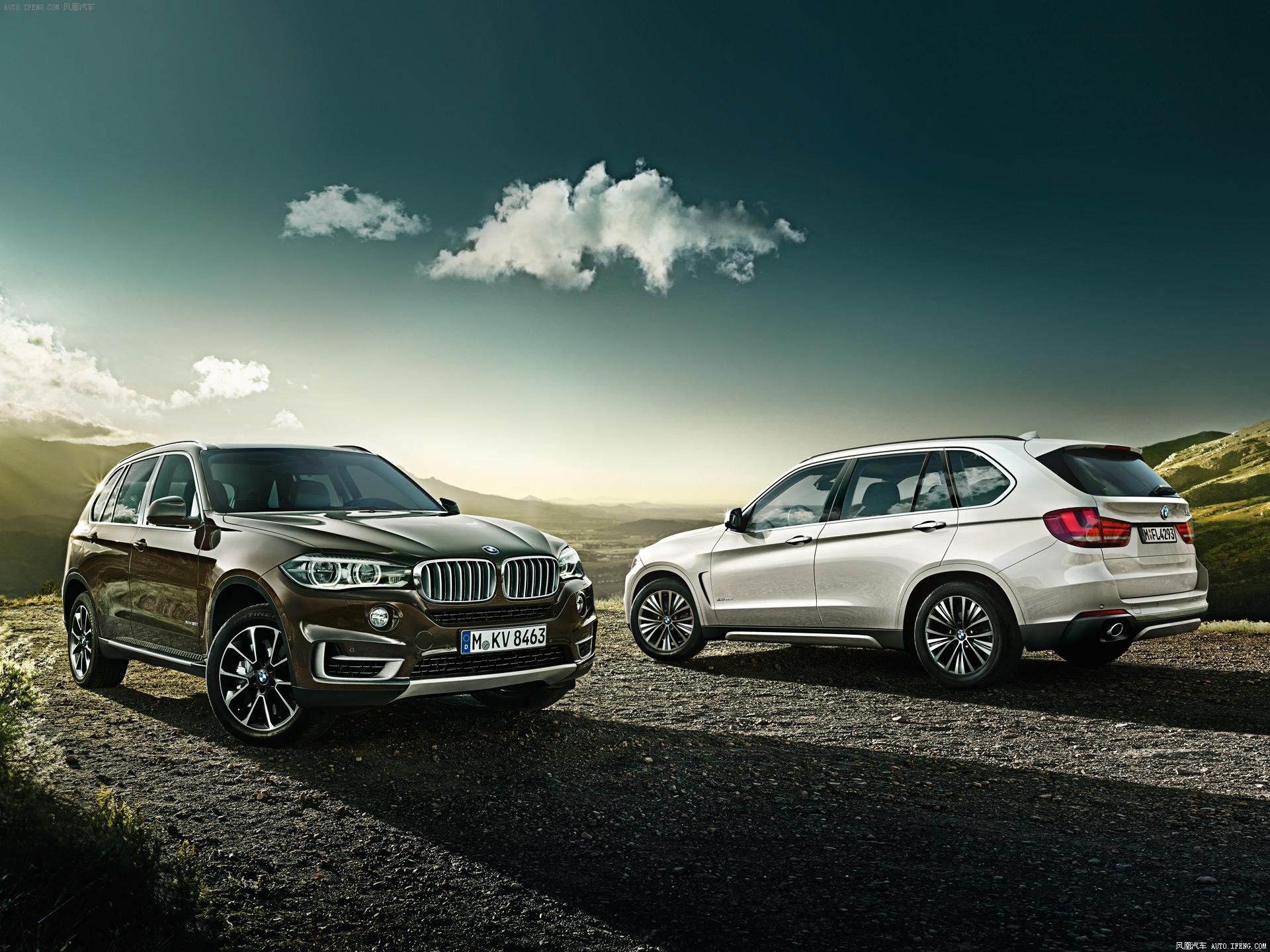 新BMW X5上市发布会