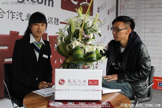 专访江西昌河刘经理