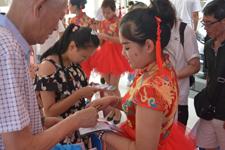 凤凰网友积极参加经销商服务评选活动
