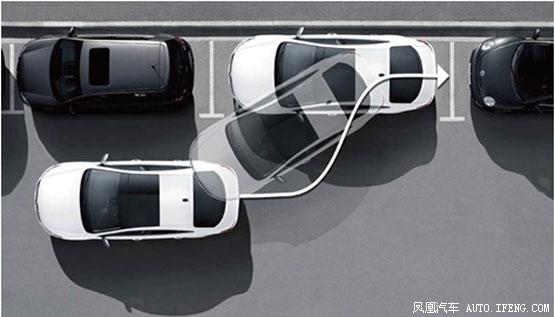盘点大众CC等中高级车型的创新科技配置高清图片