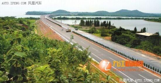 九江绕城高速 国庆通