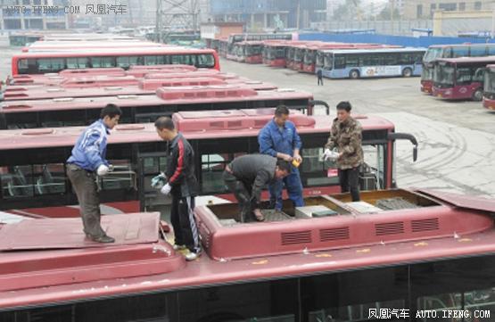 公交集团启动冬运
