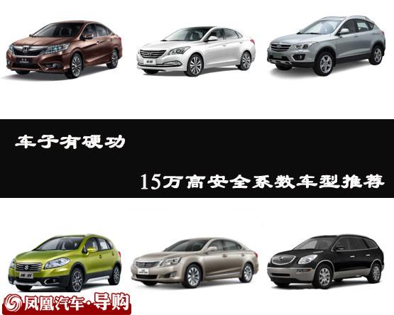 15万高安全系数车型