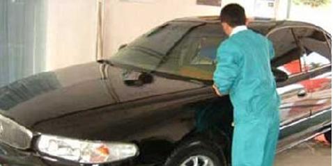 汽车保养的详细步骤