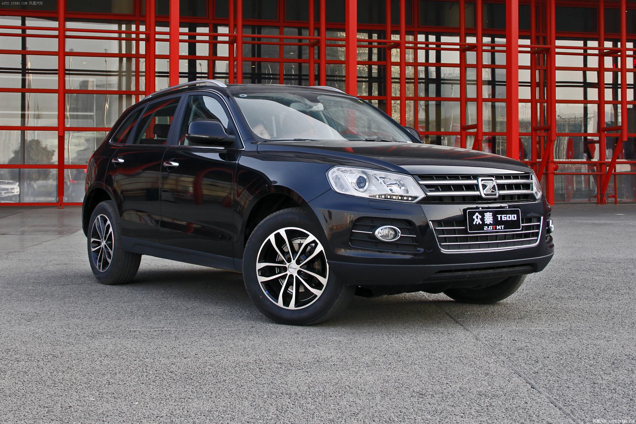 众泰T600最低售价7.98万元 少量现车