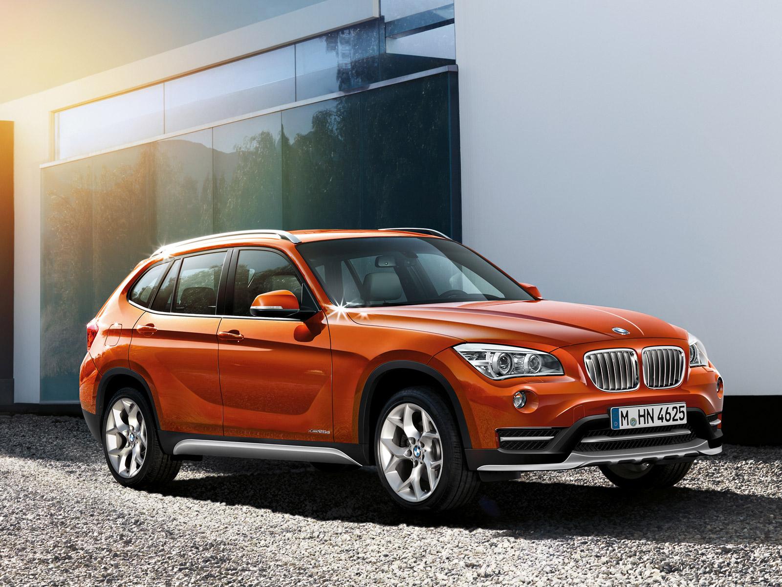 BMW X1悠贷金融计划