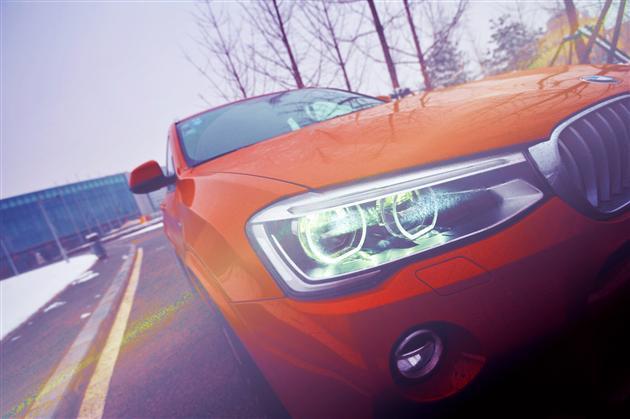 体验BMW多功能轿跑X4