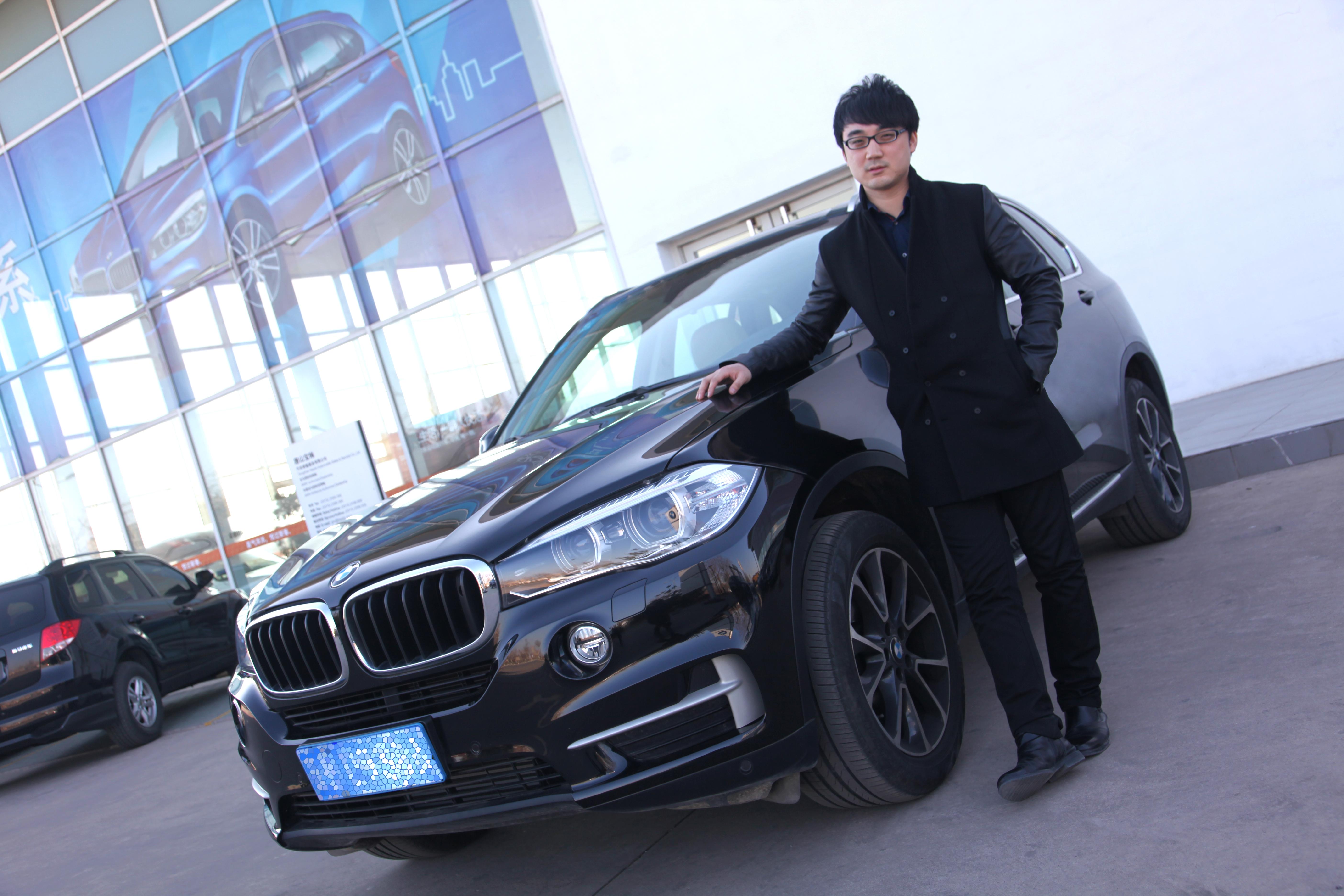 访宝琳新BMW X5车主