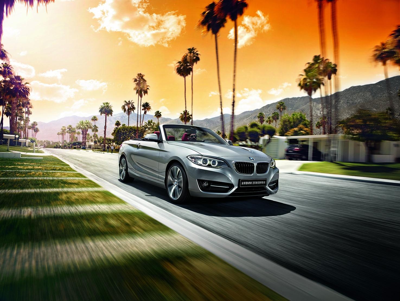 全新BMW2系敞篷轿跑