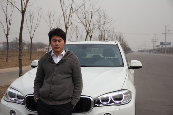 唐山中宝BMW X5车主