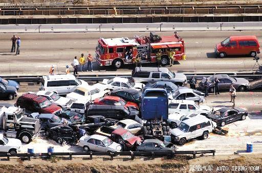 高速路事故原因分析