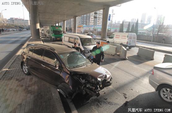 华东路每天一次事故