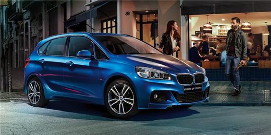 BMW 2系悠贷金融计划
