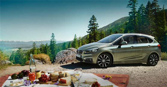 BMW2系品牌合作活动