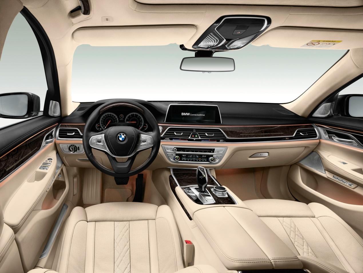 台州好德宝 第六代BMW 7系全球揭幕