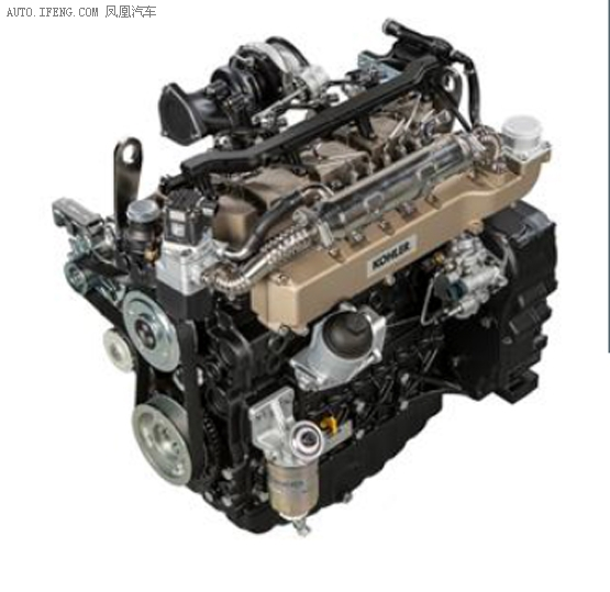 科勒发动机获柴油机
