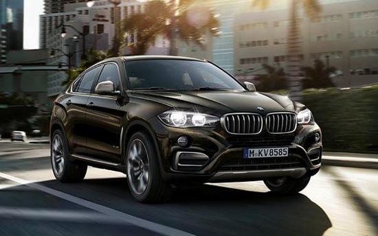 全新BMW X6购车特惠