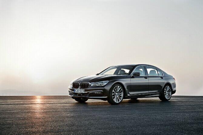 六代BMW7未来豪华理
