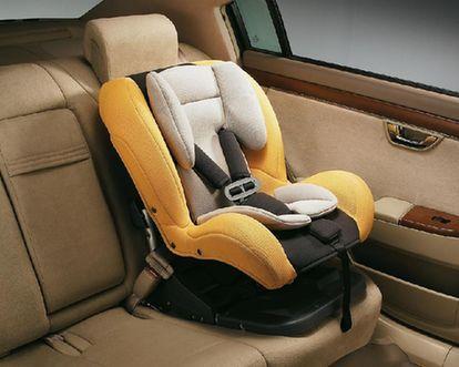 儿童安全座椅标准