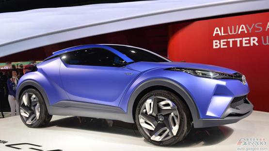 丰田或打造小型SUV