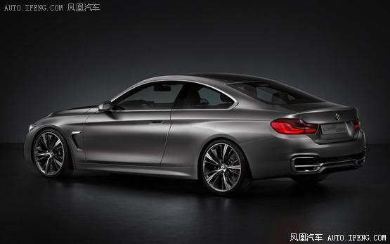 BMW4系驾驶也能确保