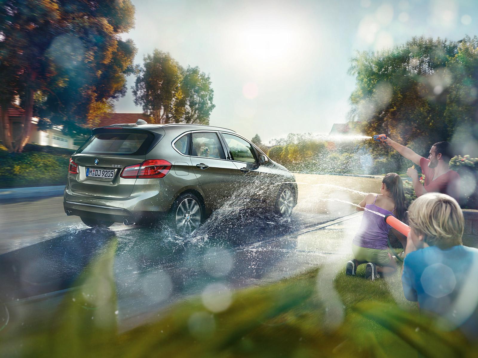 BMW 2系运动旅行车