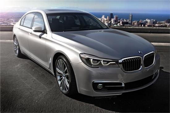 2015新一代BMW 7系全