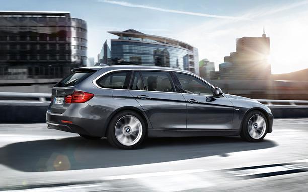 探索BMW 3系旅行轿车