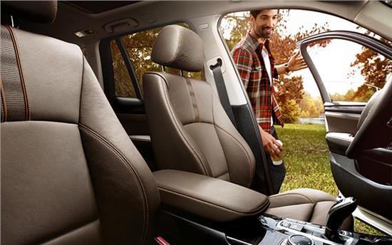 全新BMW X3信赖传承