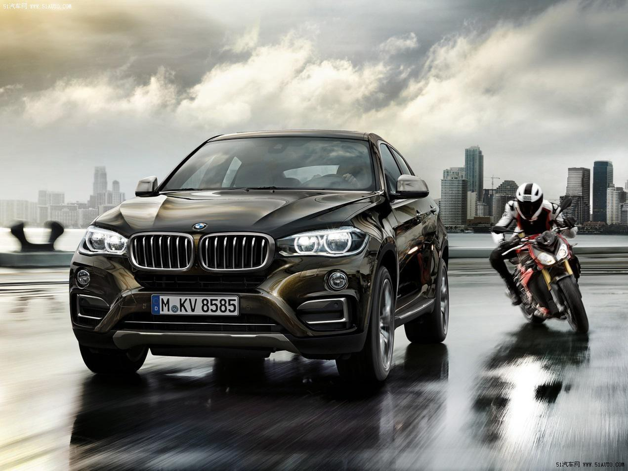 全新BMWX6卓越品质