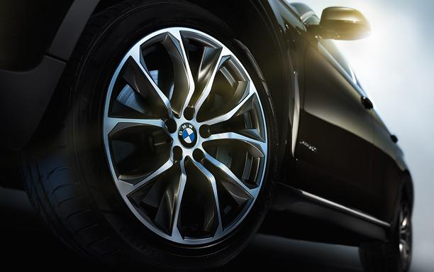 新BMW X6给您不一样