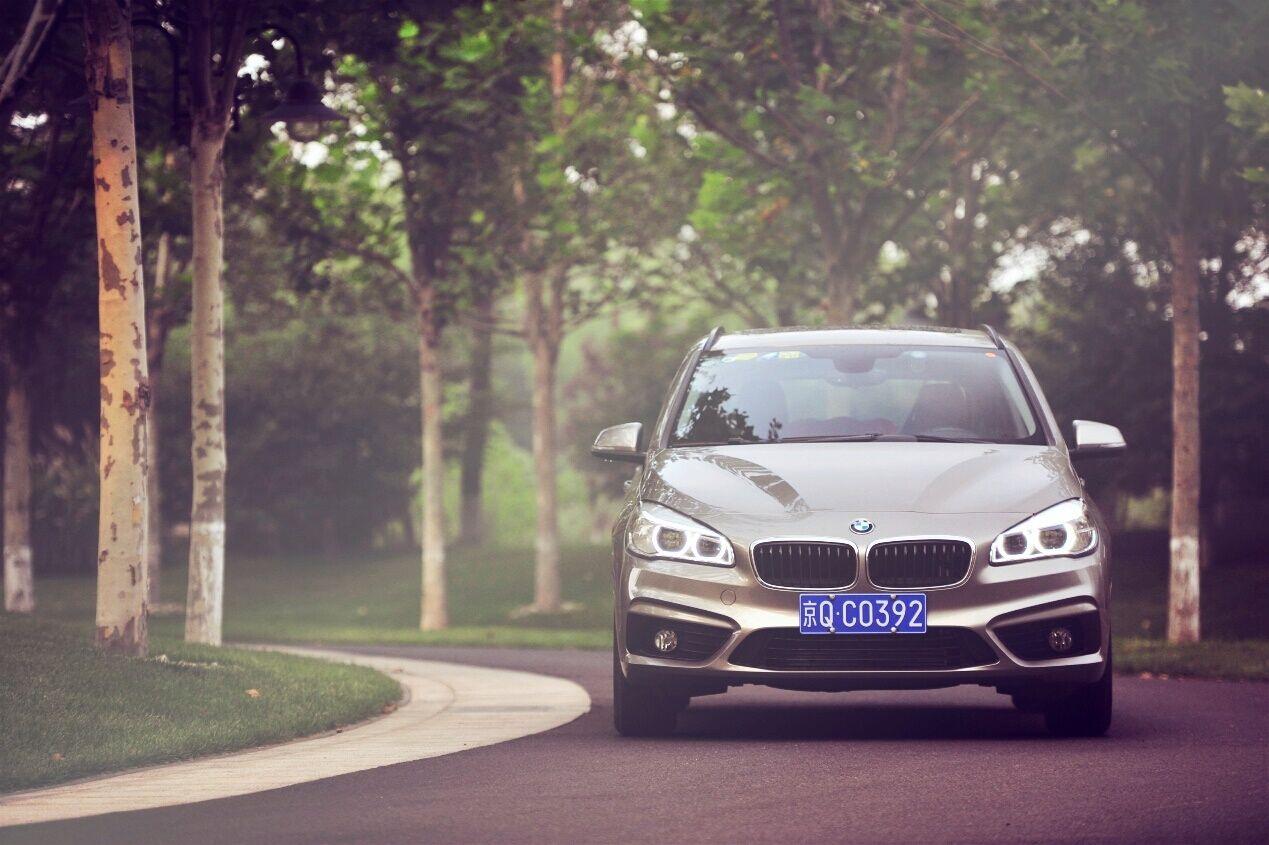 BMW 2系和小苹果的旅行记